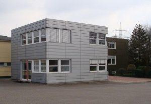 Verwaltungsgebäude Spedition Hubert Winnen